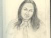 Copy of a David Hockney (after Ingres)